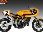 Design Corner Ducati Scrambler 1100 Legend Series Oberdan Bezzi