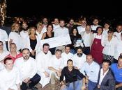 Italian Chef Charity Night: pioggia stelle lotta femminicidio