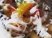 Pasta verdure croccanti saltate forno