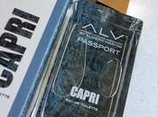 Capri profumo della collezione Passport Alviero Martini
