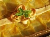 Torta salata patate zucchine crescenza