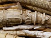 Archeologia, materie prime dell'antichità. storia dell'avorio, pregiato materiale bianco faraoni, regine sovrani desiderarono mostrare loro ricchezza. Riflessioni Pierluigi Montalbano