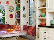 Sala pranzo piccola? cavallo vintage shabby colorato!