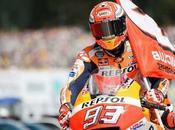 MotoGP, Marc Marquez aggancia Biaggi: podi carriera