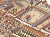 Crypta Balbi Roma. museo aspetti