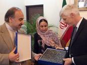 regime islamista iraniano, ospite d'onore Salone Libro 2020. vergogna!