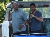 """Lethal Weapon primo sguardo Murtaugh Cole"