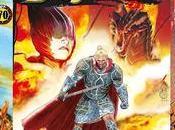 Letture Audaci: Color #13, Dragonero #63, Capitan America #100