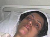 Iran: ricoverata ospedale l'attivista diritti umani Narges Mohammadi. scontando condanna anni carcere!