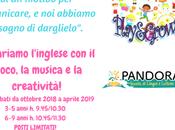 Inglese laboratori didattici tutte Pandora