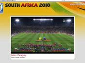 Guardare Mondiali Calcio 2010 direttamente iPad