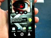 Motorola Droid primi video hands dettagli foto