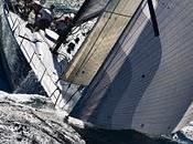 Vela Giraglia Rolex Cup: corso arrivi della regata d'altura