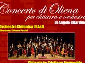 Concerto Oliena World Premiere Maggio 2010