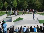 It's Skateboarding time.