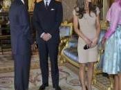 Catherine Michelle, duchessa first lady