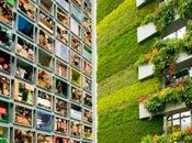 Vertical garden Chelsea Flower Show