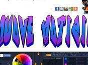 Murales: crea scritte stile graffiti