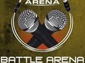 Battle Arena VOL.2 freestyle Esa, Inoki Lugi live 3/06