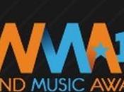 """Backstage """"WMA 2011"""""""