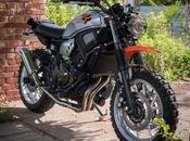 "Yamaha ""TT-XSR 700"" Hageman Motorcycles"