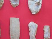 Archeologia, materie prime dell'antichità. selce, conosciuta dalla preistoria come pietra focaia, primo materiale utilizzato dall'uomo realizzare strumenti utili alla vita quotidiana. Riflessioni Pierluigi Montalbano
