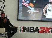"""Svelato nuovo 2K19: Marco Belinelli subito campo"""" Spurs"""