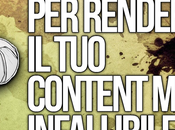 fare Content Marketing efficace devi centro, GOAL, centrare Obiettivi business
