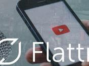 Flattr quietly launches podcast YouTube micro-subscriptions