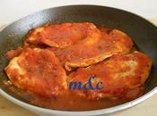 Petto Pollo alla Pizzaiola (Petto pollo pomodoro)