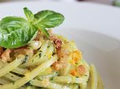 IASA Experience: Spaghetti pesto agli agrumi tonno