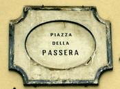 Settembre piazza della Passera