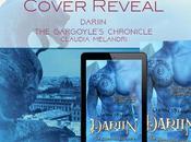 "Cover reveal ""dariin gargoyle's chronicle claudia melandri"