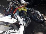 Foresta Umbra, 18enne moto cross travolge Carabiniere Forestale
