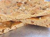 Focaccia alle patate farina tipo2 (lievitazione naturale)