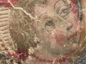 Norcia, affreschi '400 riemergono dalla basilica Benedetto