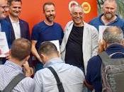 """Tigli premiati palco della guida Pizzerie d'Italia Gambero Rosso 2019: punteggio massimo categoria """"pizza degustazione"""""""