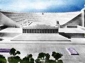 Deutsches Stadion Hitler Speer come Germania: annientati tempo!
