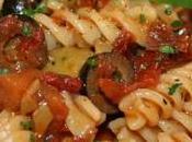 Fusilli pomodori secchi olive.