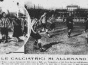 storia Gruppo Femminile Calcistico Milano prima puntata