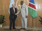 presidente della Namibia all'ONU: bianchi possiedono nostra terra