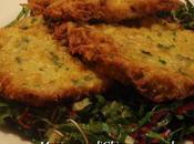 Fritelle zucchine trombetta (vegetariana)