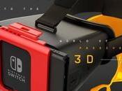 Nintendo Switch, visore arrivo Notizia