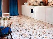 pavimento della nonna tornato: graniglia marmo (Terrazzo Home Trend)