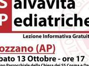 Manovre salvavita pediatriche: lezione informativa gratuita Mozzano (AP)