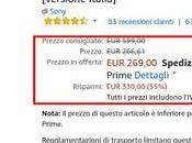 Offerta Amazon: Sony Compact venduto spedito Amazon euro [Best Buy]