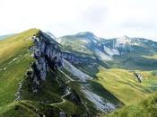 traversata delle Vette Feltrine, piedi Rifugio Piaz rifugio lungo l'Alta Dolomiti