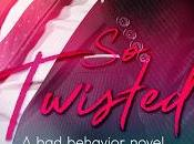 """Cover Reveal: Twisted"""" Melissa Marino"""