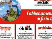 ANIMAZIONE SOCIALE: rivista formato cartaceo; online; archivio degli articoli, ottobre 2018