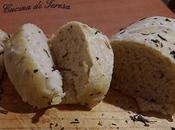 Pane patate profumo rosmarino